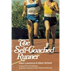Self Coached Runner by Allan Lawrence