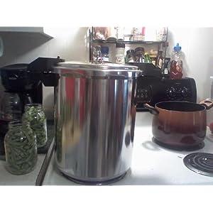 mirro 16 quart pressure canner manual