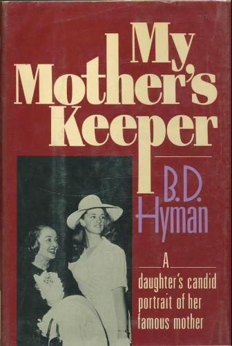 My Mother's Keeper Hardcover – January 1, 1985