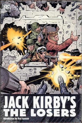Jack Kirbys The Losers cover