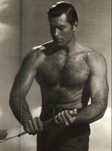 shirtless clint walker