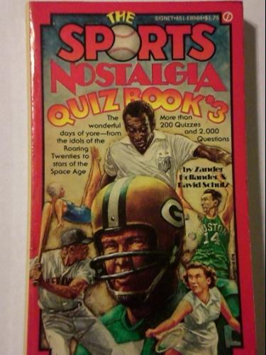 Image for The Sports Nostalgia Quiz Book 3
