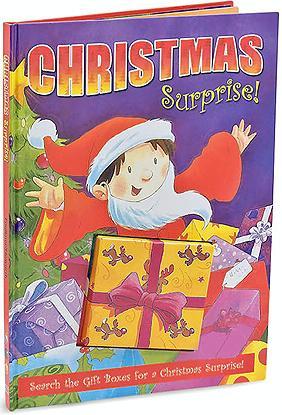 Christmas Surprise!, Faulkner, Keith; Howarth, Daniel (illustrator)