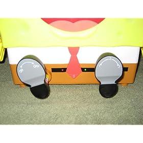 Crane SpongeBob SquarePants Cool Mist Humidifier