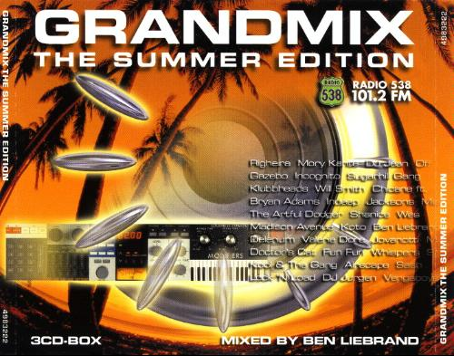 GRANDMIX   SUMMER   EDITION  [MP3] [MULTI]