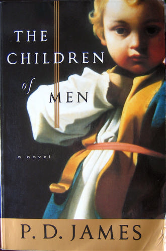 The Children Of Men - novel cover.