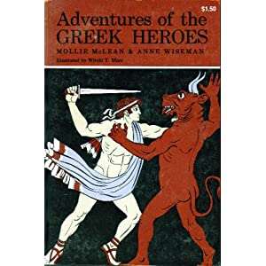 Adventures of the Greek Heroes