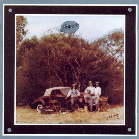 [1974] America - Holiday + Hits [CDRIP - Flac]