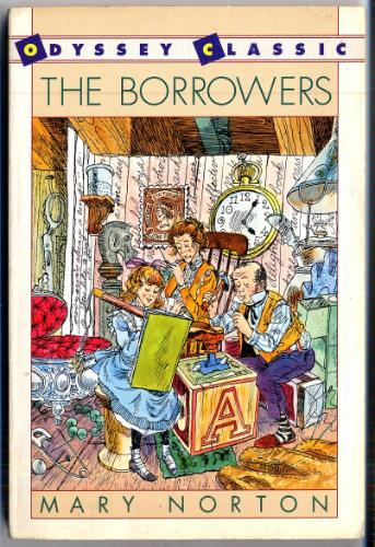 book report on the borrowers Free summary and analysis of the events in mary norton's the borrowers that  won't make you snore we promise.
