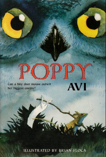 poppy  tales from dimwood forest   avi  brian floca