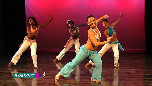 巴西桑巴热舞dvd