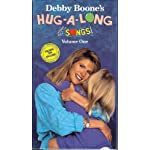 Debby Boone's Hug-A-Long Songs book cover