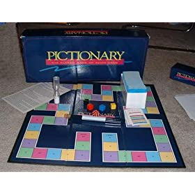 Click to search for Pictionary games on Amazon!