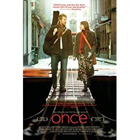 ONCE DVD Cover