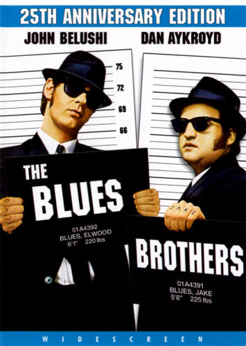 The Blues Brothers (Widescreen 25th Anniversary Edition) (1980)