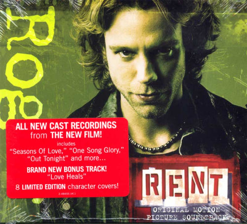 Rent movie cover