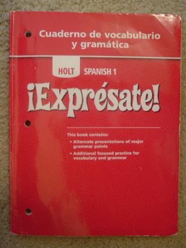 expresate level 1 cuaderno de answers
