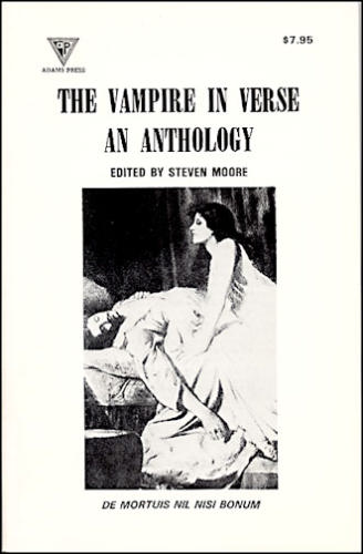 Vampire in Verse: An Anthology