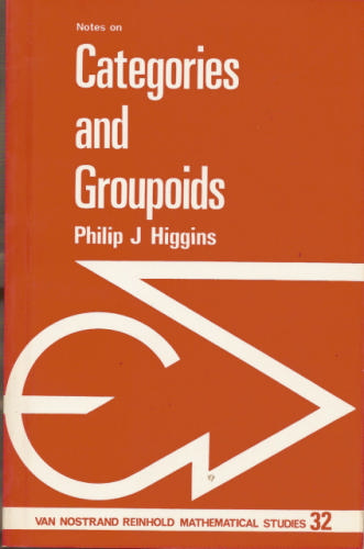 Notes on Categories and Groupoids