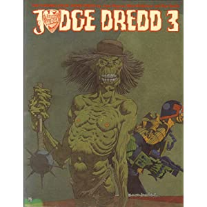 Judge Dredd (Chronicles of Judge Dredd)