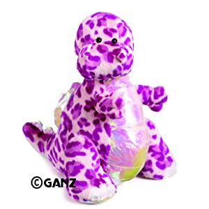 Webkinz Plush Stuffed Animal Spotted Dinosaur