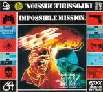 Impossible Mission on Commodore 64