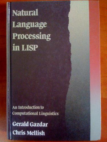 Natural Language Processing in Lisp