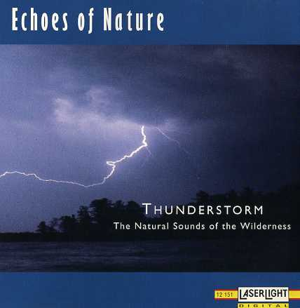Echoes Of Nature   Thunderstorm AlbumMP3@320kbps Camazi preview 0