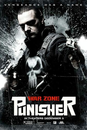 Punisher: War Zone / Каратель: Территория войны (2008)