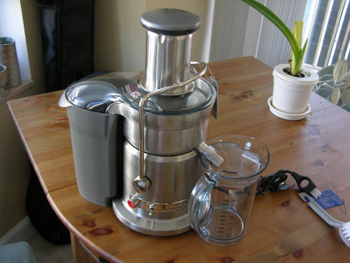 breville 800jexl juice fountain elite 1000watt juice extractor