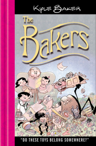 The Bakers: Do These Toys Belong Somewhere? cover