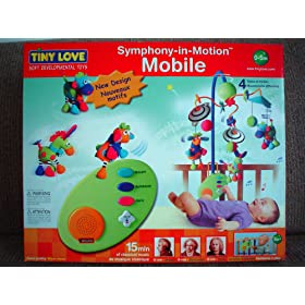Tiny Love Symphony-in-Motion Mobile- Farm Yard