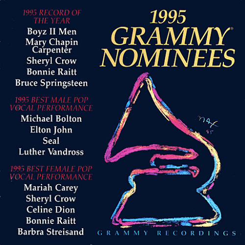 VA   1995 Grammy Nominees (1995) (MP3) [Album]