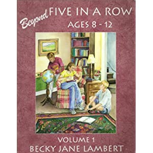 Beyond Five in a Row, Volume 1: Ages 8-12