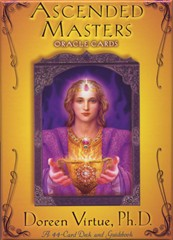 Doreen Virtues Ascended Masters Cards