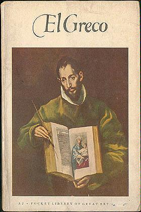 El Greco (Pocket Library of Great Art), Matthews, John F.