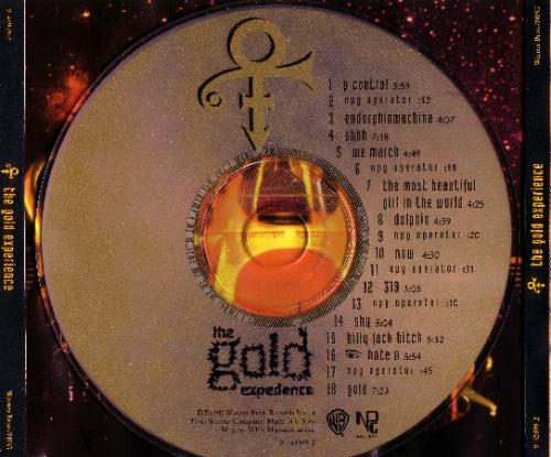 the gold experience era 9261995