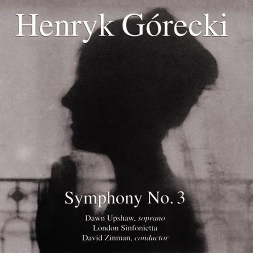 La copertina del CD della Sinfonia n.3 diretta da Zinman