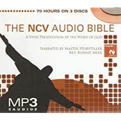 NCV MP3 Audio Bible
