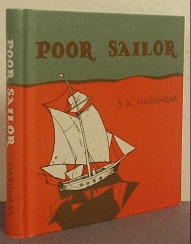 Poor Sailor by Sammy Harkham, image from Amazon (customer upload)