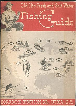 Old Hi's Fresh and Salt Water Fishing Guide, Norton, Mortimer
