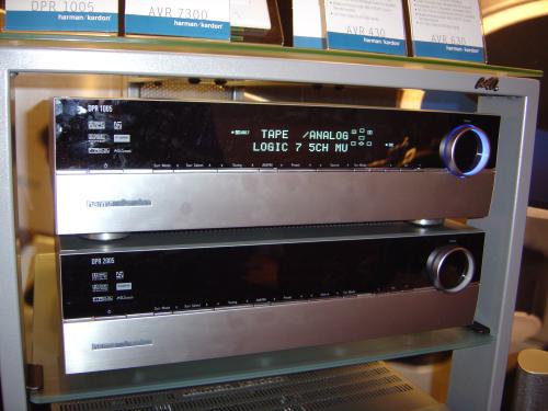 Amazon Com  Harman Kardon Dpr 2005 7 1 Channel Surround Sound Digital Path Audio  Video Receiver
