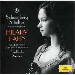 Hilary Hahn Sibelius Violin Concerto