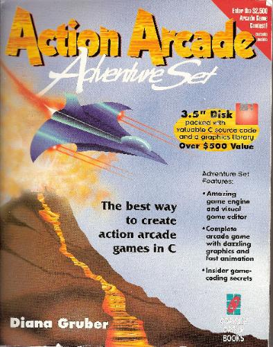 Action Arcade Adventure Set