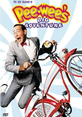 Pee-wee's Big Adventure / Большое приключение Пи-Ви (1985)