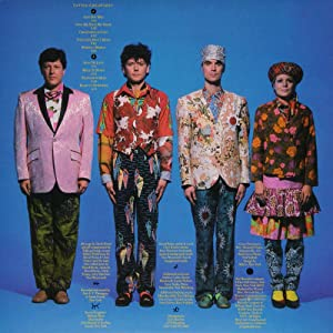 The Talking Heads, from the Little Creatures album