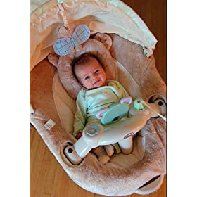 Graco Sweetpeace Newborn Soothing Center