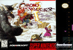 Chrono Trigger on SNES