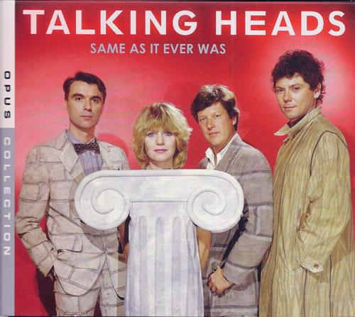 &quot;Same as it ever was&quot; by Talking Heads.