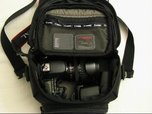 new canon deluxe gadget camera bag case 100eg low price ebay